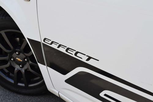 gm sonic ltz effect aut. - único dono - 2014