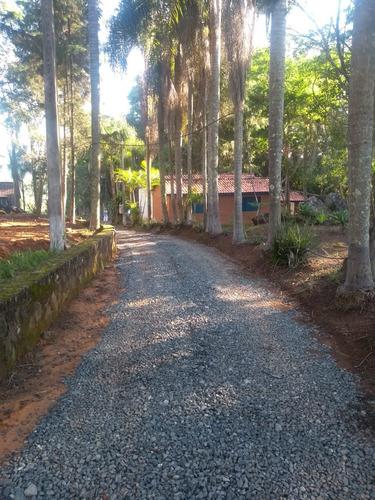 g.m - terrenos em ibiúna prox a represa da prainha