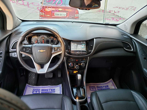 gm tracker 1.4 turbo premier flex aut 2018
