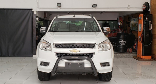 gm trailblazer ltz 3.6 aut. 2014