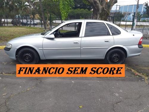 gm vectra 1997 completo 2.0 financio sem score