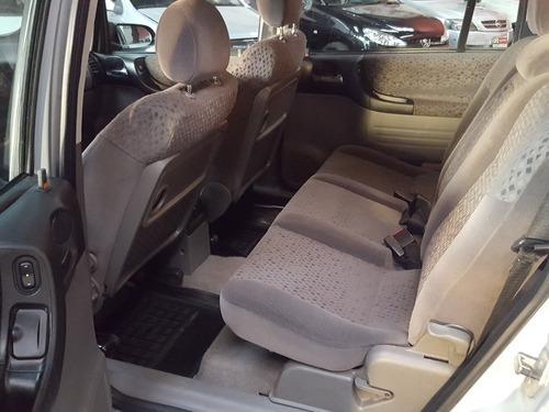gm zafira elegance 2.0 flex 7 lugares aut. 2010