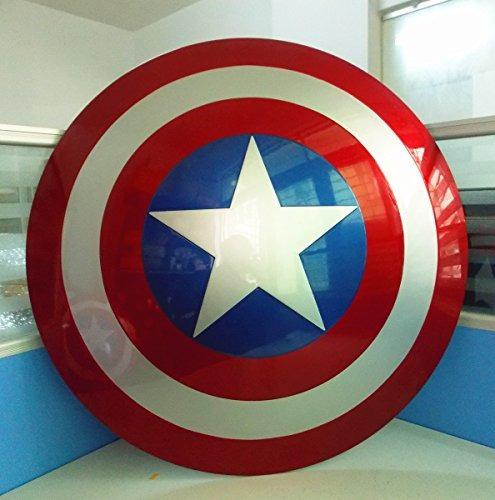 gmasking capitán américa escudo adulto 1 1 prop nuevo color