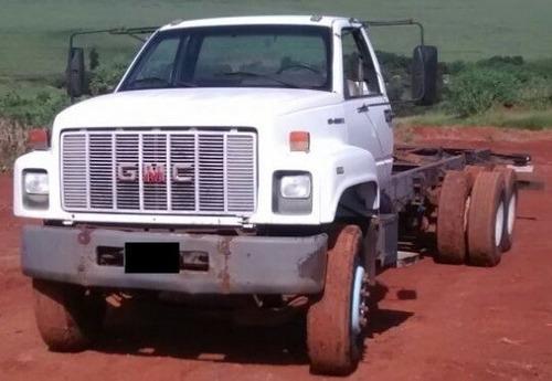 gmc 16-220 - 97/98 - truck, no chassi, mecânica original
