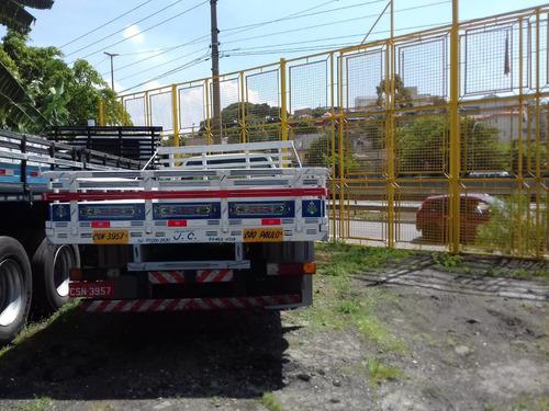 gmc 6100 2000/2001 carroceria de madeira