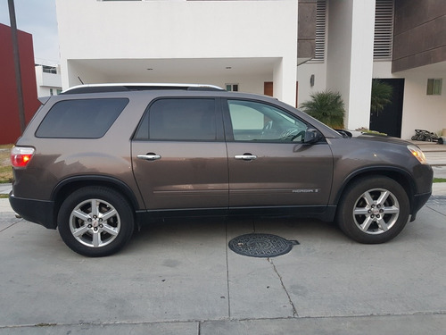 gmc acadia 3.6 a 8 pas n 4x2 at 2007