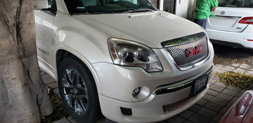 gmc acadia 3.6 denali qc piel 4x4 at