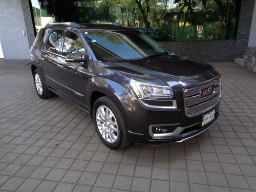 gmc acadia 3.7 denali at 4x4 2016 (nueva)