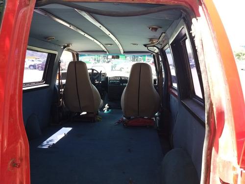 gmc astrovan custom