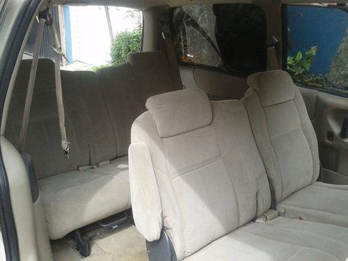 gmc oldsmobile silhouette 1998