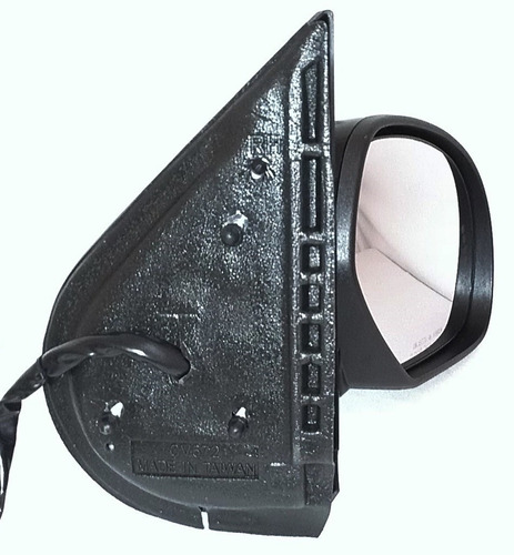 gmc sierra 2007 - 2013 espejo derecho plegado electronico