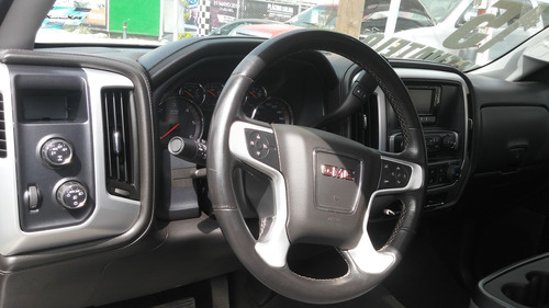 gmc sierra 5.3 cabina regular sle 4x4 2015