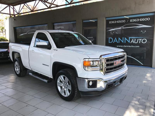 gmc sierra 5.3 cabina regular sle 4x4 mt 2014