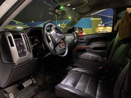 gmc sierra 5.3 cabina regular sle 4x4 mt 2015
