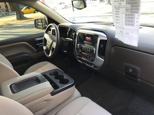 gmc sierra 5.3 cabina regular sle 4x4 mt 2015