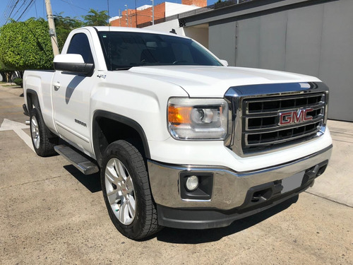 gmc sierra 5.3 cabina regular sle 4x4 mt factura oiriginal