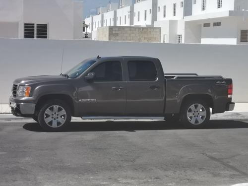 gmc sierra 5.3 pickup crew cab b 4x4 mt 2007