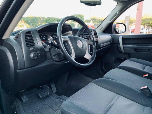 gmc sierra 5.3 pickup regular cab b 4x4 mt 2011