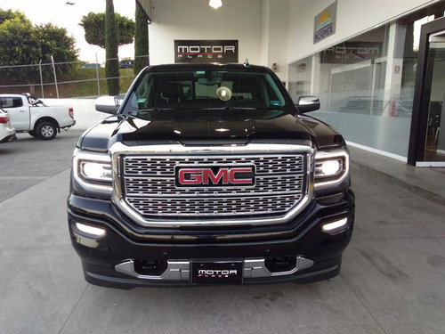 gmc sierra 6.2 denali dvd at 2017