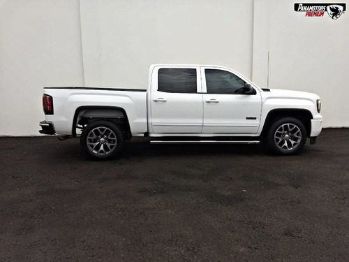 gmc sierra all terrain 5.3l 355 hp qc ra-20 4x4 blanco 2017