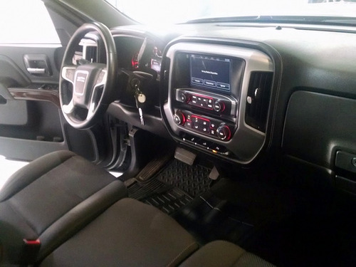 gmc sierra cabina regular 4x4 2016