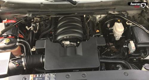 gmc sierra sle rec cab 5.3l 355 hp at ra-20 4x4 plata 2017