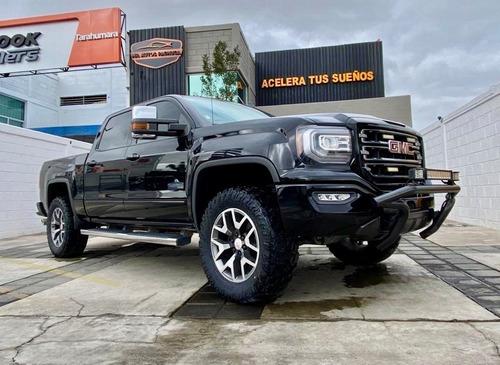 gmc sierra tamaulipas edition 2017 4x4 all terrain lujo 4p