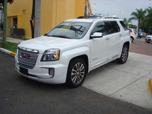 gmc terrain 3.6 denali at 2017 blanca