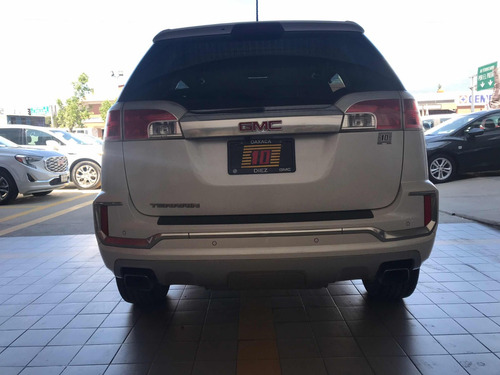 gmc terrain 3.6 denali at 2017 impecable !!!!!!