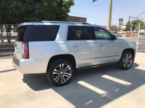 gmc yukon 6.2 denali 8 vel awd at 2017