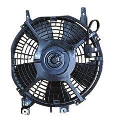 gmv: motor + hélice + defletor toyota corolla 1.6 / 1.8 16v