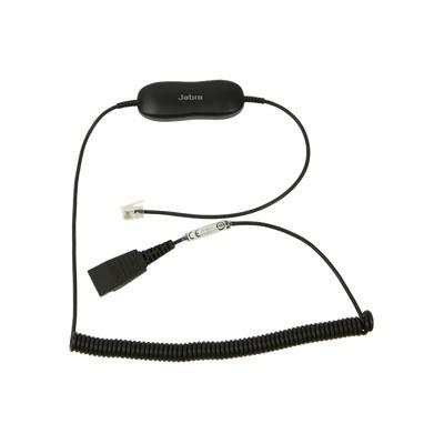 gn1216c gn1216 cable enroscado para telefonos avaya 96xx/...