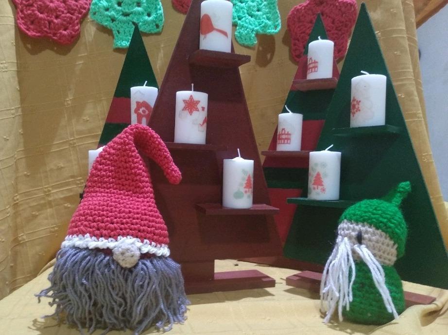 Amigurumi navidad duende 7 – Amigurumi Duende de los Hilos | 691x922