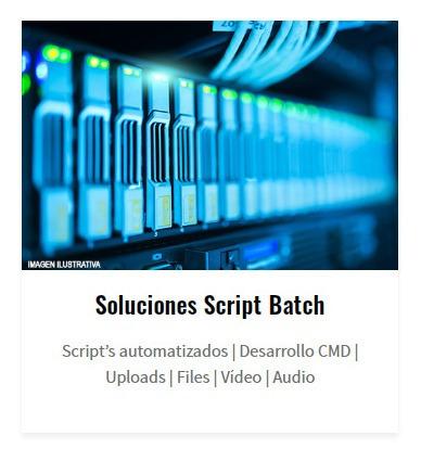 go byte =soluciones scripts batch