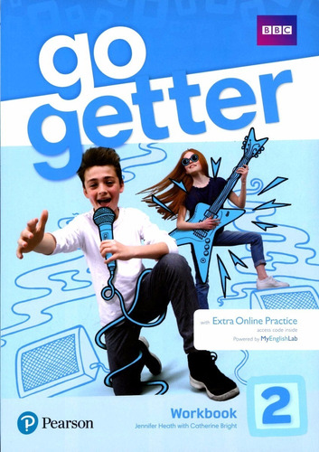 go getter 2 - student´s book and workbook -  pearson