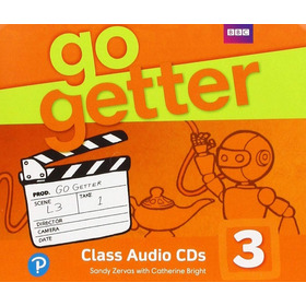 Go Getter 3 Class Audio Cds