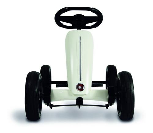 go kart a pedal berg modelo fiat 500
