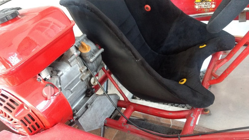go kart chasis pcr motor honda 5.5 transmisión automática
