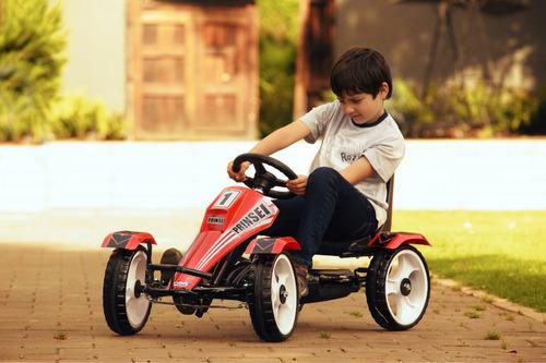 go kart montable niño silverstone prinsel ref: sn2022