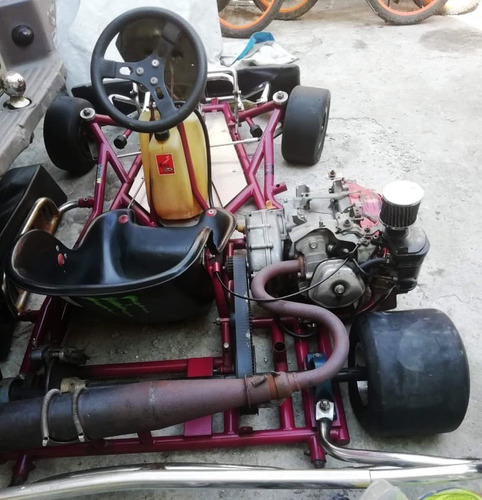 go kart motor honda 270 cc - karting hondaxg270