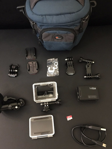 go pro gopro hero 4 black filma 4k ssd 32gb
