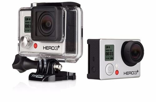 go pro hero 3+ /32gb+2 bateria+carregador semi nova