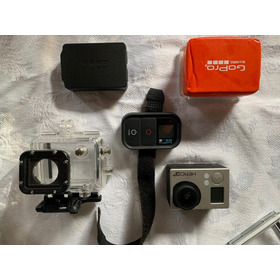 Go Pro Hero 3+ Black Edition Mais Completa