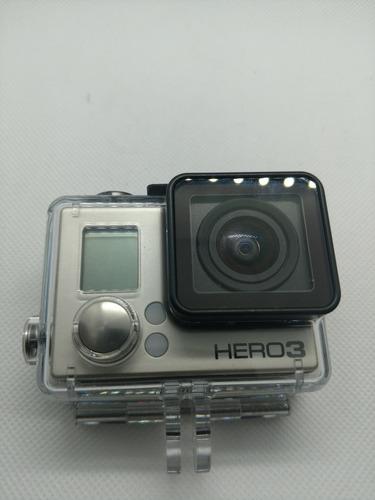 go pro hero 3 black edition solo camara usada en buen estado