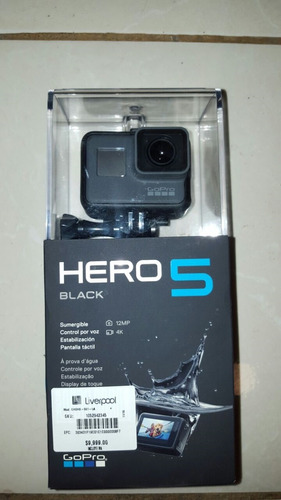 go pro hero 5 black edition