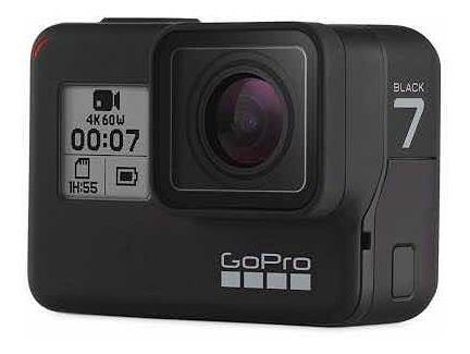go pro hero 7 black com memória 32 gb