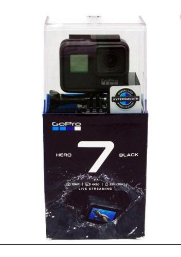 go pro hero 7 black nueva en caja sin uso con garantia