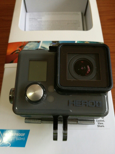 go pro hero+ camara video