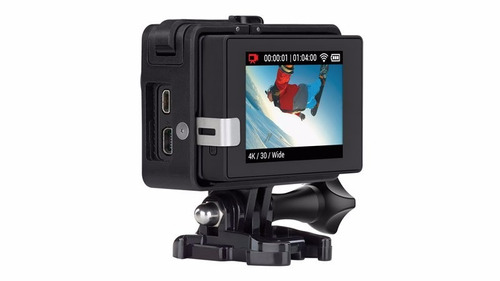 go pro hero5 black camera gopro 5 tela + lcd pronta entrega