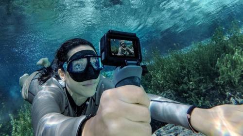 go pro hero6 black camera gopro 6 ultra hd lançamento
